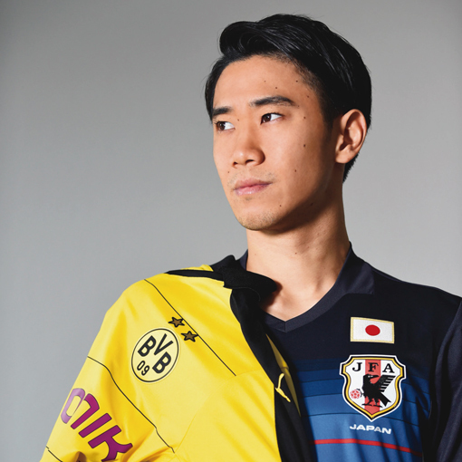 内田理央の彼氏と噂された香川真司
