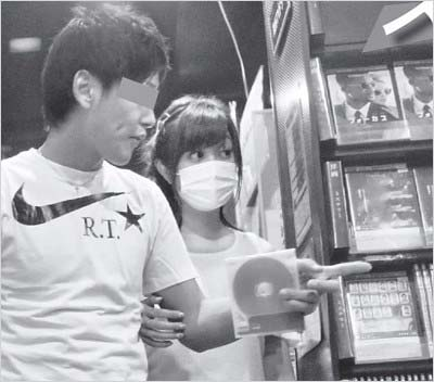 菊地亜美と彼氏