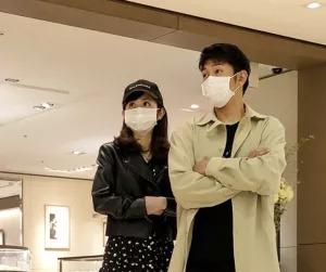 久慈暁子と原樹理のフライデー