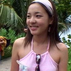 整形の噂があるダラのフィリピン時代の写真2
