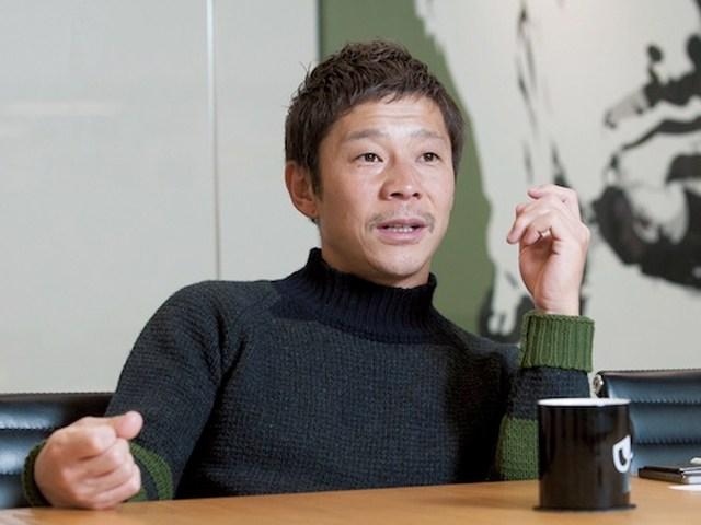 剛力彩芽の彼氏と噂された前澤友作
